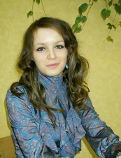 Alyona 29 y.o. from Russia