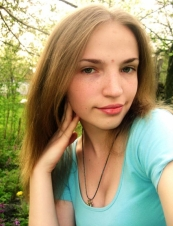 Lyubov 27 y.o. from Ukraine